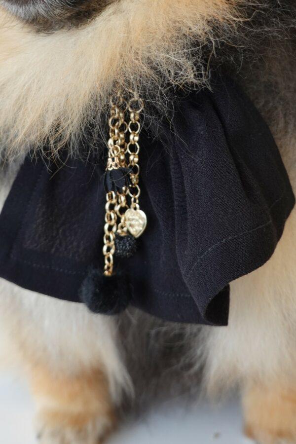 Handmade by Nala black jewelry