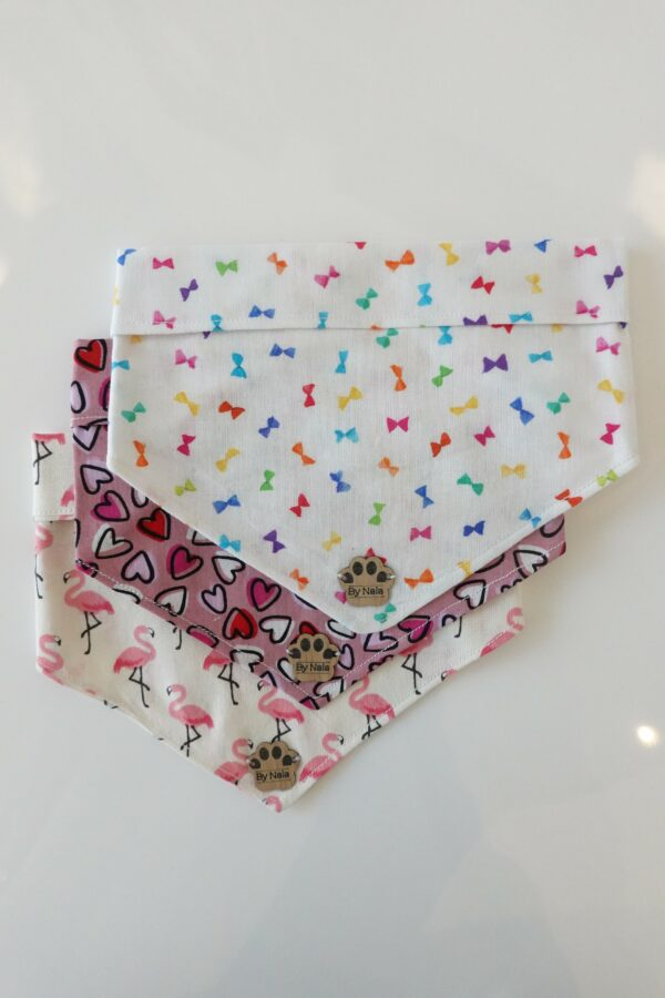 Handmade by Nala set bandana